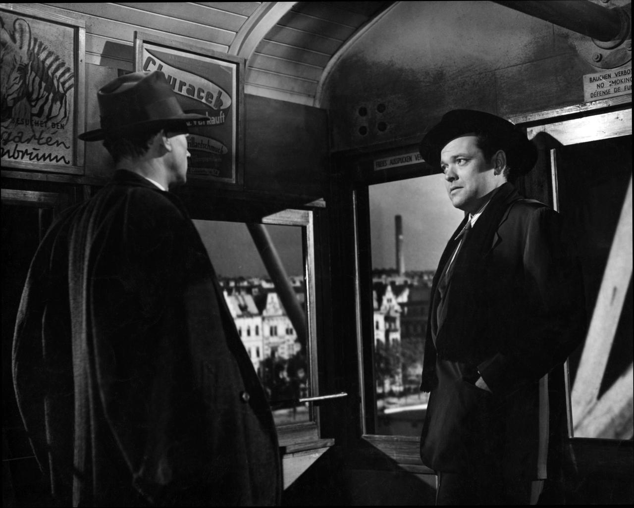 The Third Man wallpapers HD quality