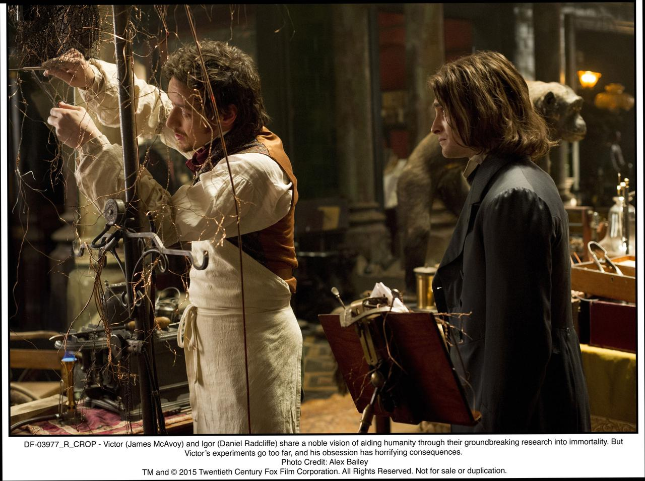 Victor Frankenstein wallpapers HD quality