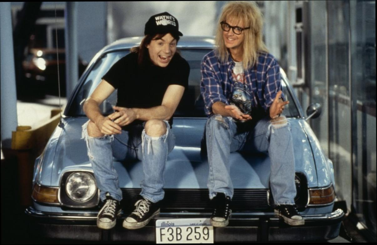 Waynes World wallpapers HD quality