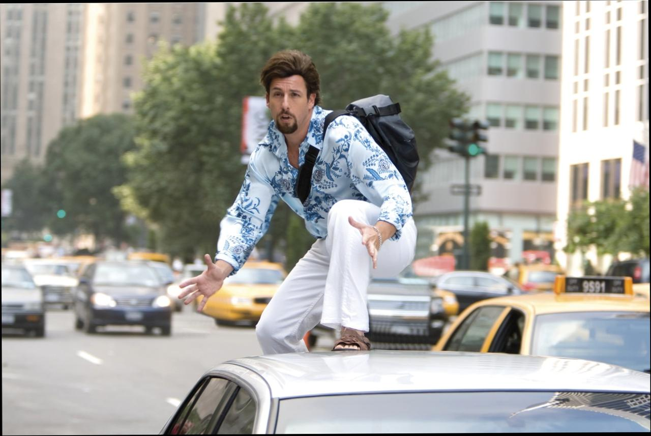 You Dont Mess with the Zohan wallpapers HD quality