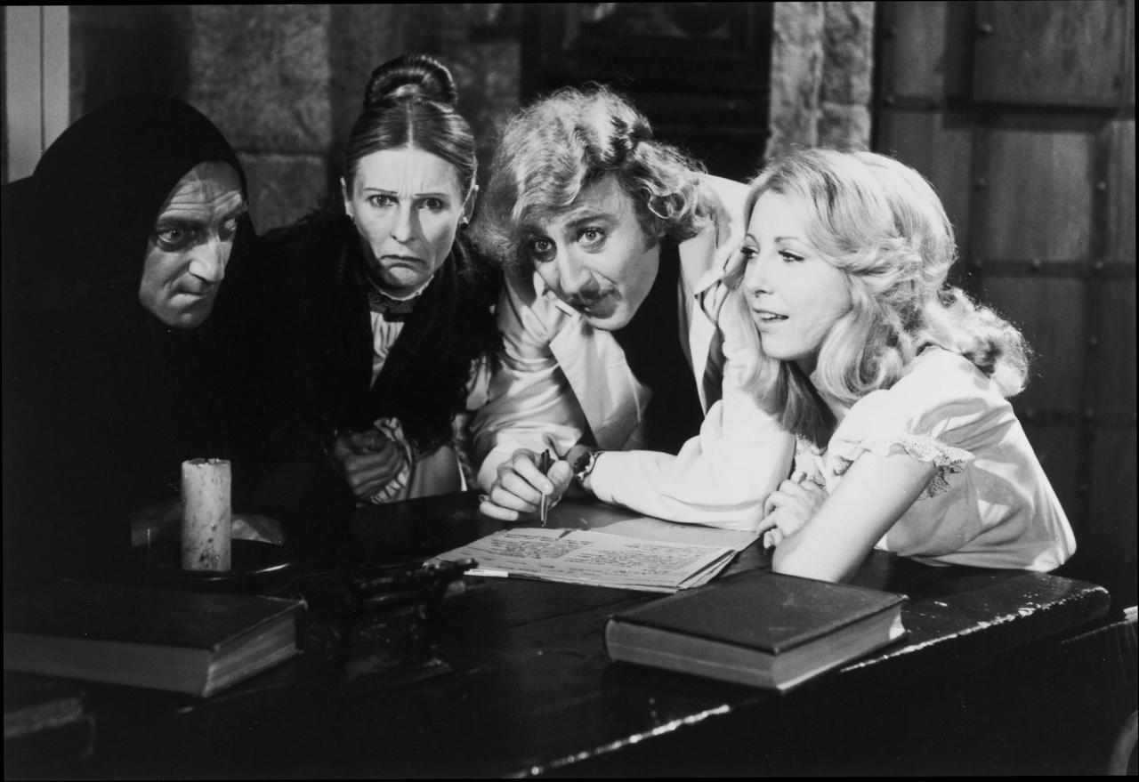 Young Frankenstein wallpapers HD quality