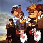 Bedknobs and Broomsticks new wallpaper