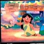 Lilo Stitch background