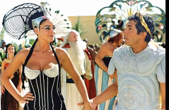 Asterix and Obelix Meet Cleopatra