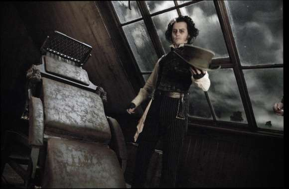 Sweeney Todd The Demon Barber of Fleet Street wallpapers hd quality