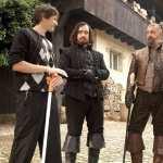 The Three Musketeers desktop wallpaper
