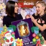 A Bad Moms Christmas background