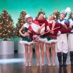 A Very Harold Kumar 3D Christmas background