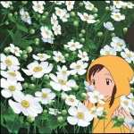 Ookami kodomo no Ame to Yuki download wallpaper