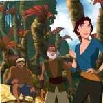 Sinbad Legend of the Seven Seas background